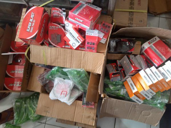 Paket Barang TRIJAYAPART A