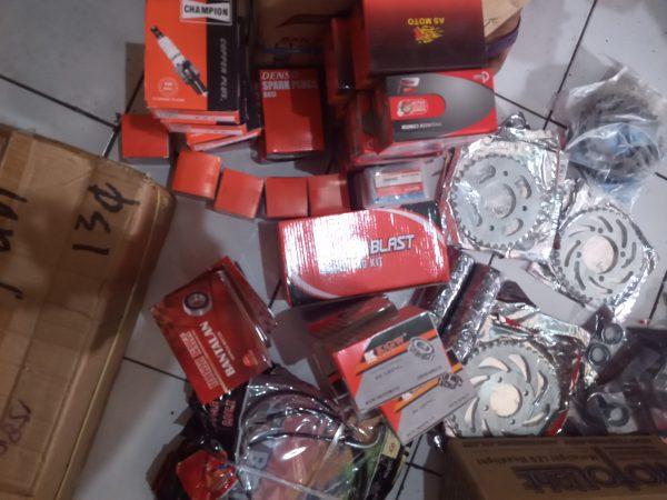 Paket Barang TRIJAYAPART D