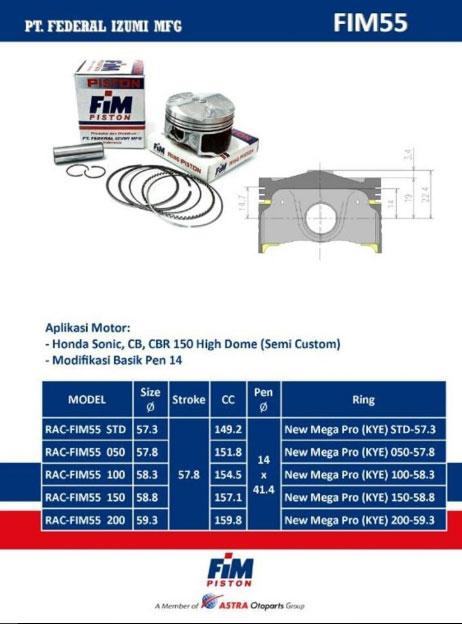 PISTON-KIT-FIM-CBR150-SONIC150-SUPRA-X150