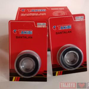 BEARING TAKIBI 6004-2RS (BANTALAN)