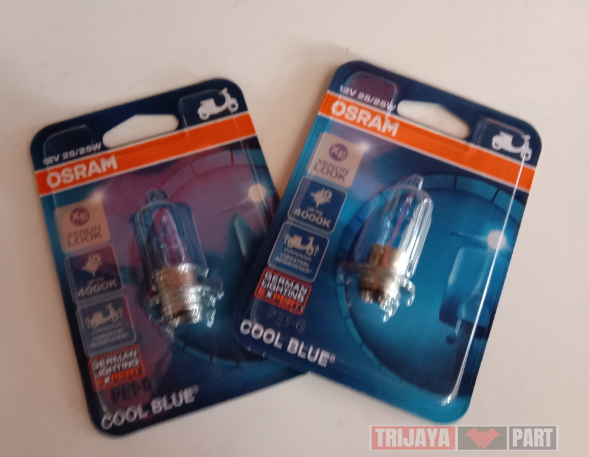 LAMPU DEPAN GRAND OSRAM BLUE